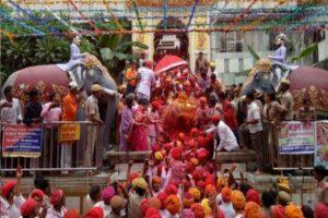 Jodhpur to Nathdwara Taxi