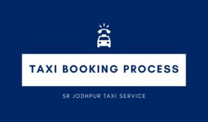 Jodhpur Taxi Booking Process