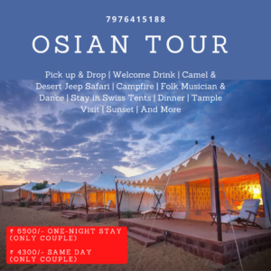 Osian Tour by SR Tour & Travels