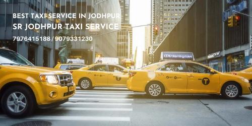 Best Taxi Service in Jodhpur by sr jodhpur taxi service