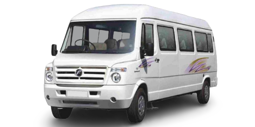 Tempo Traveller on rent in jodhpur by sr jodjpur taxi service which is best taxi service in jodhpur city