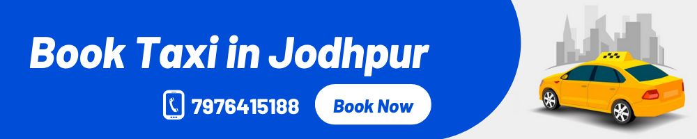 Car Rental in Jodhpur For Local & Outstation by sr jodhpur taxi service